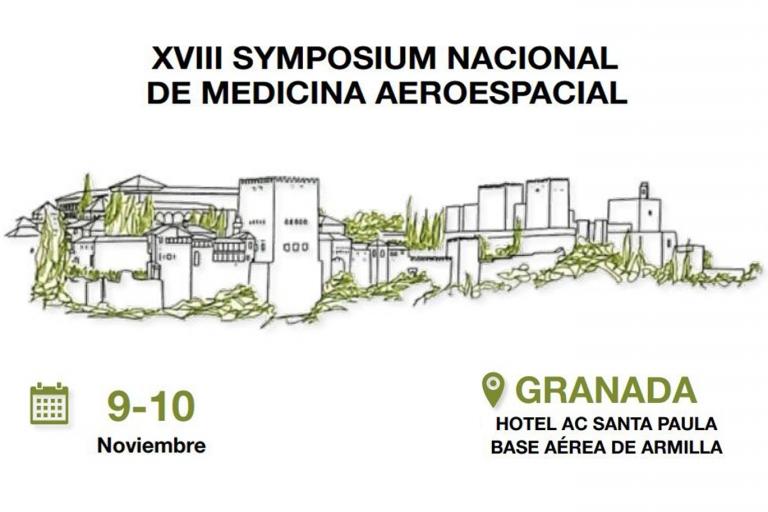 El Dr. Pérez de Ayala asistirá al XVIII Symposium Nacional de Medicina Aeroespacial