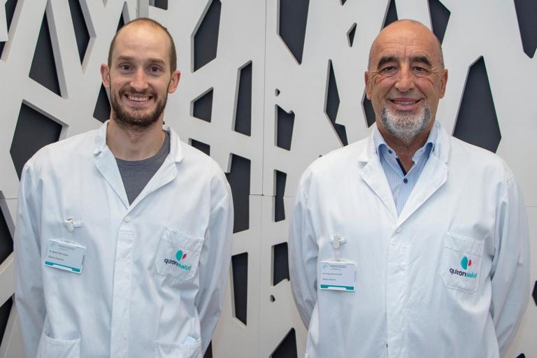 Dr. Nacho Sanz - Dr. Pérez de Ayala